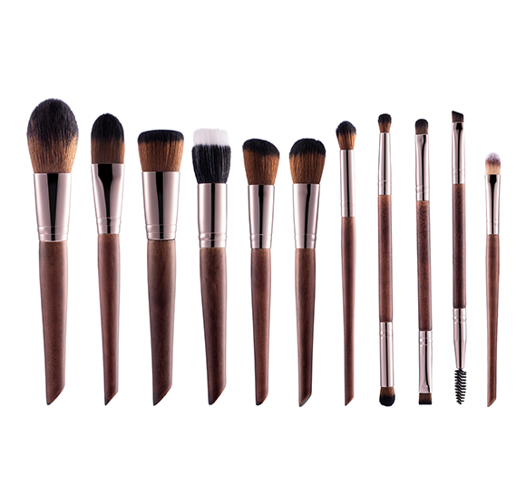 MB021 11 pcs makeup brush set5