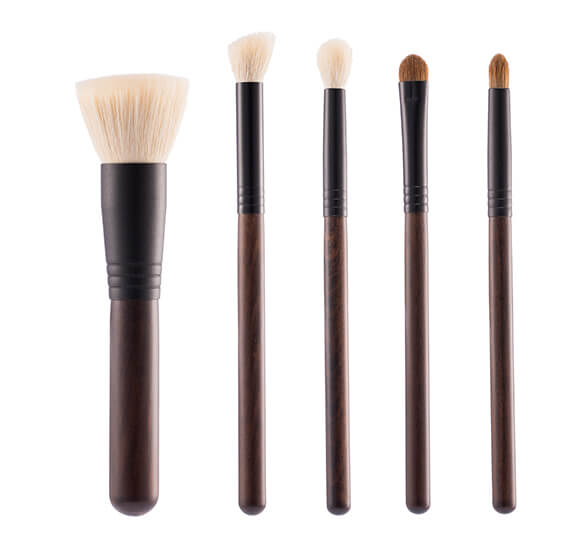 MB022 5 pcs makeup brush set1