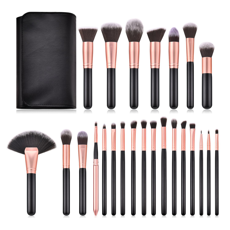 24 pcs makeup brush set MB081