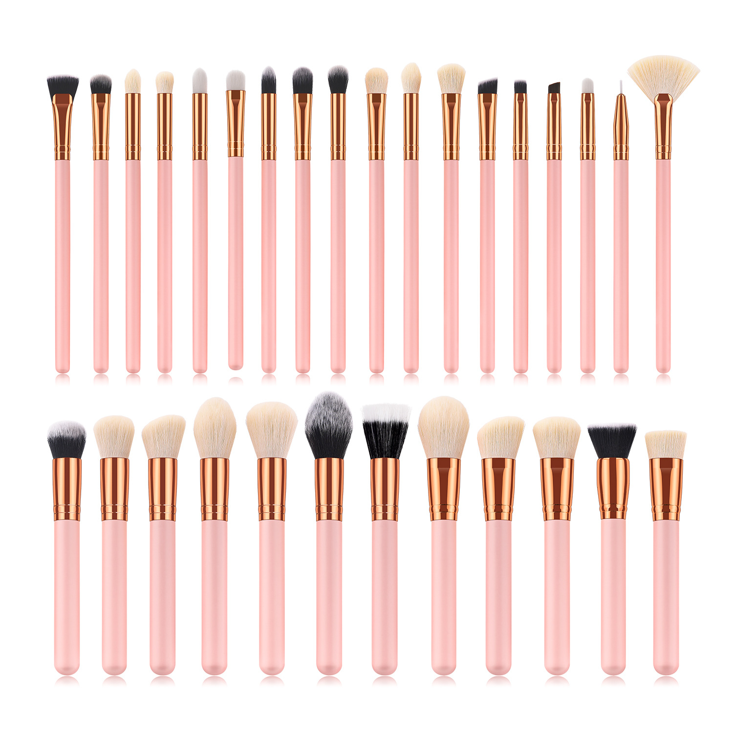 30 pcs makeup brush set MB082