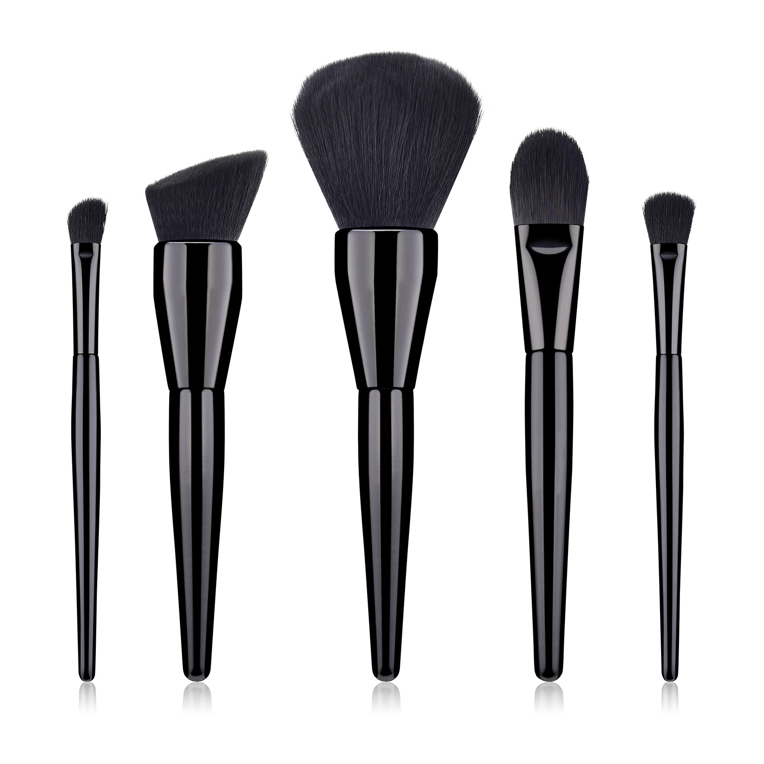 5 pcs makeup brush set MB084