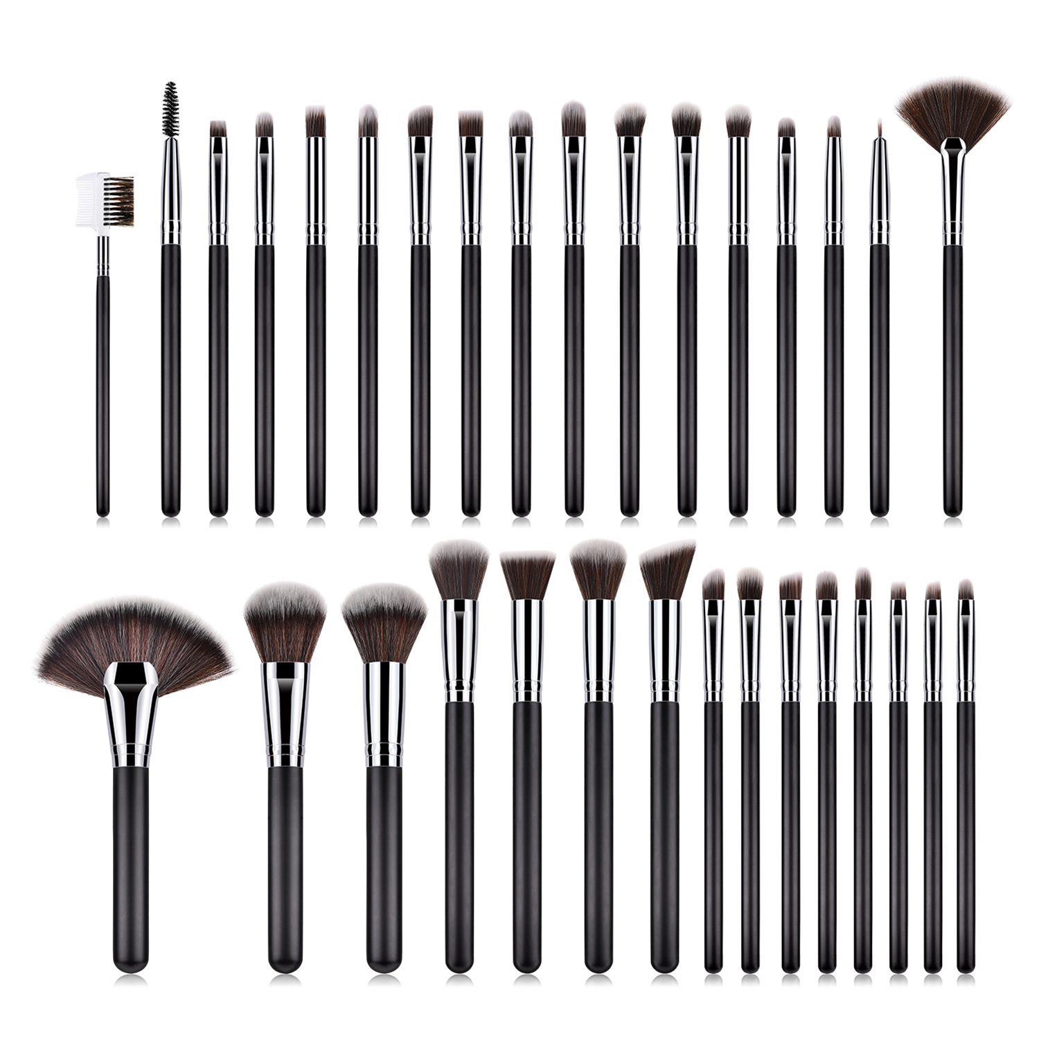 32 pcs makeup brush set MB089