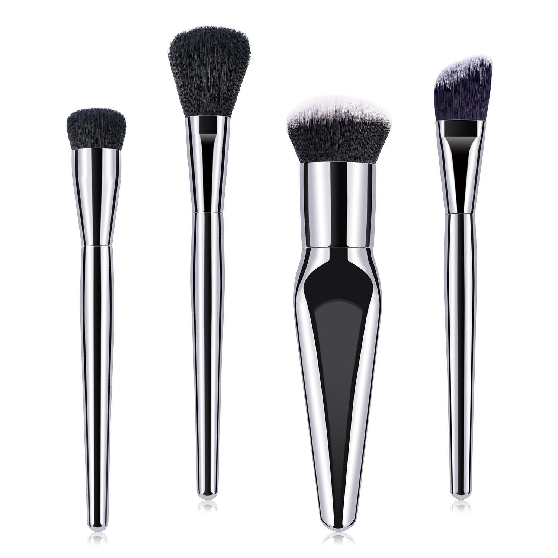 4 pcs makeup brush set MB094