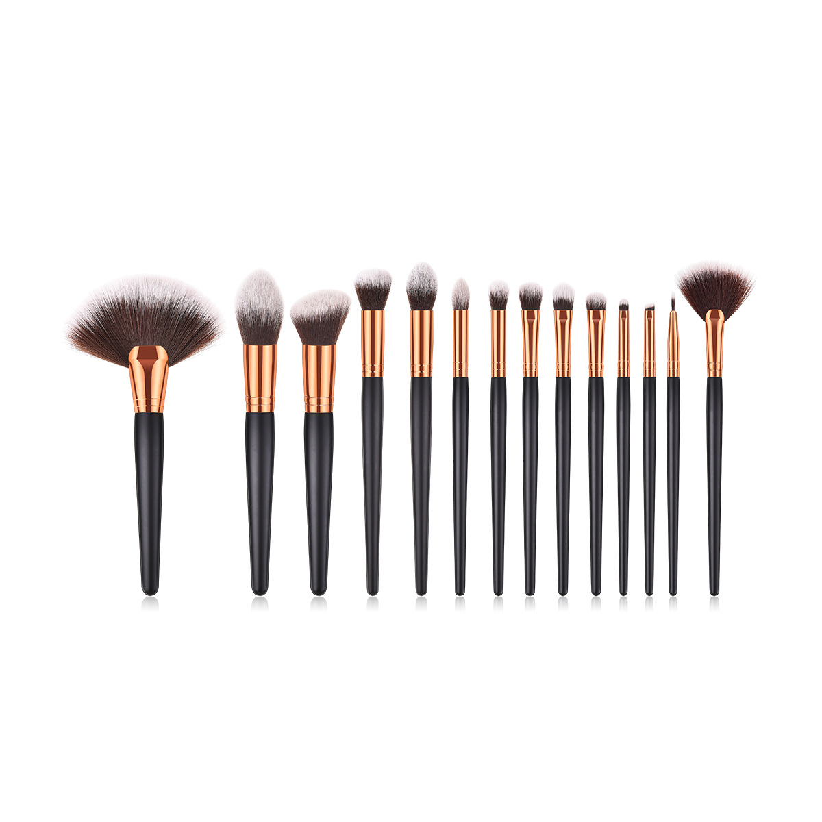 14 pcs makeup brush set MB110