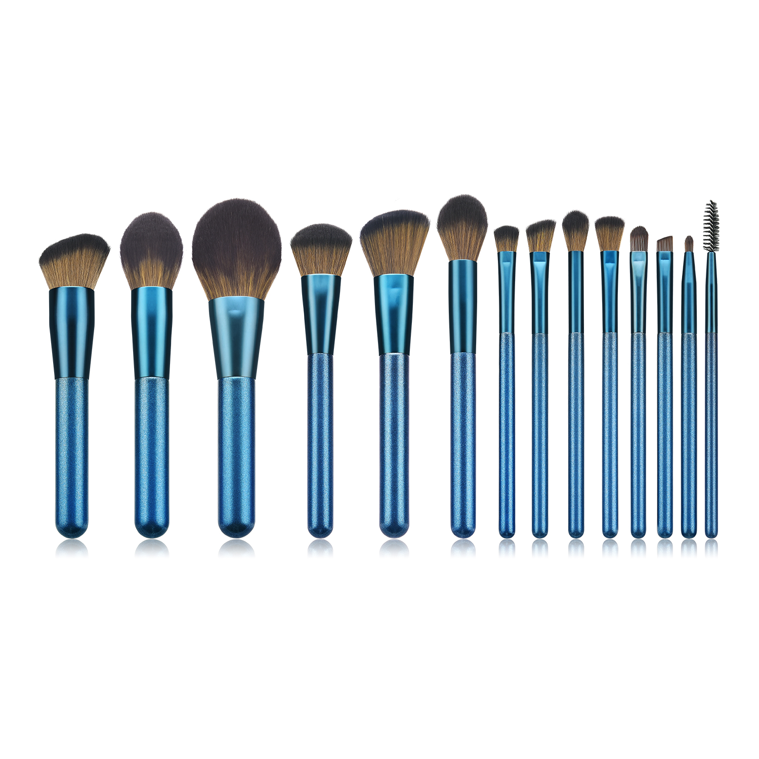 14 pcs makeup brush set MB111