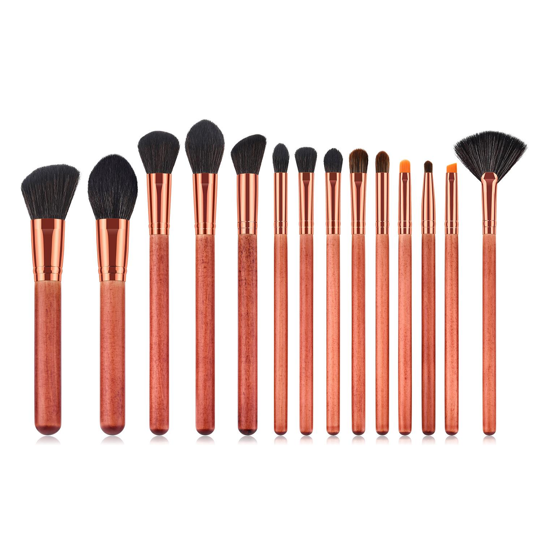 14 pcs makeup brush set MB112