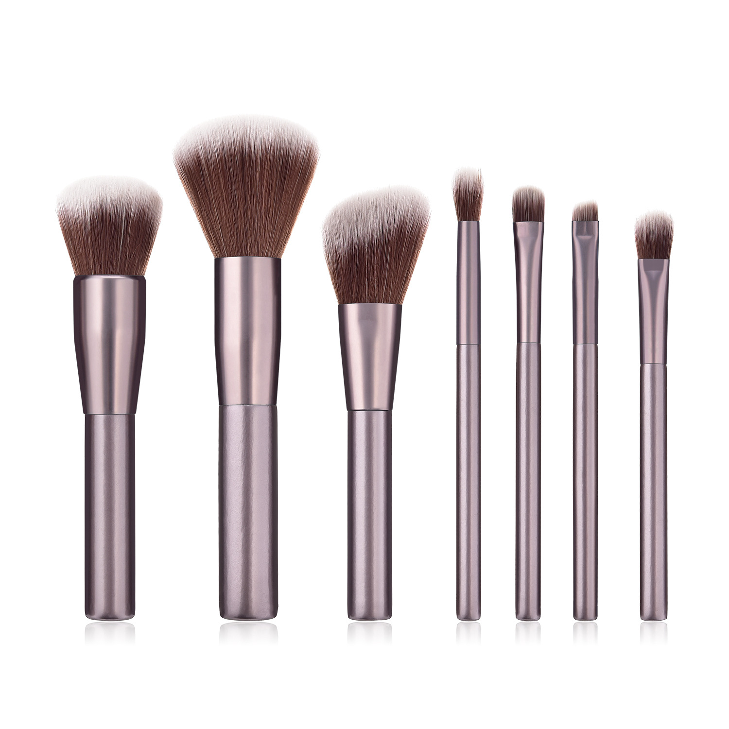 7 pcs makeup brush set MB117