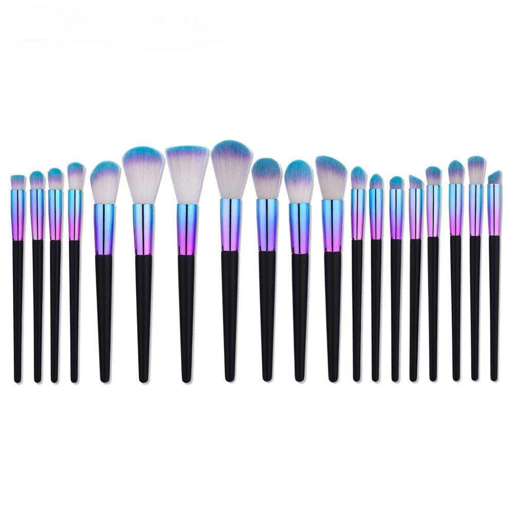 19 pcs makeup brush set MB131